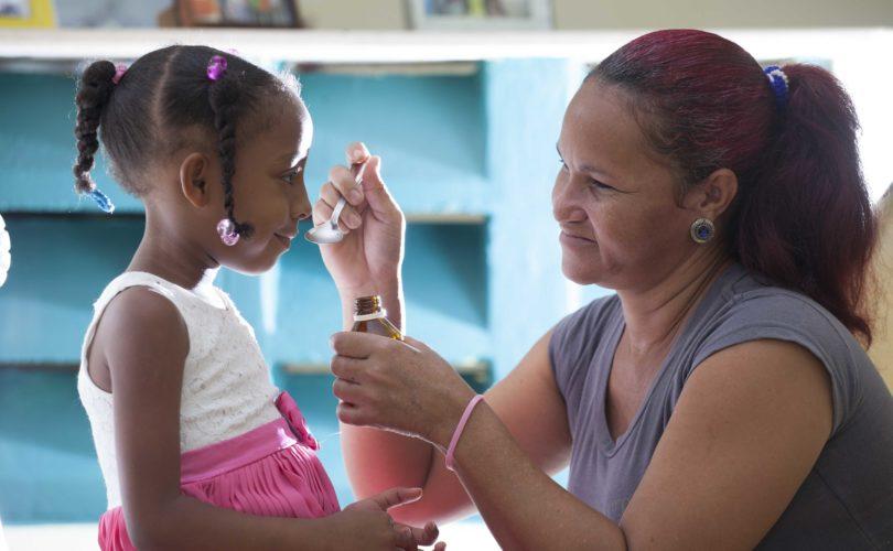 a que se dedica Aldeas Infantiles SOS